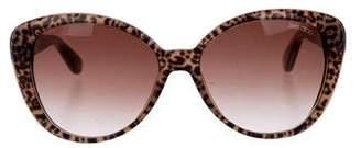 Jimmy Choo Tita Oversize Sunglasses
