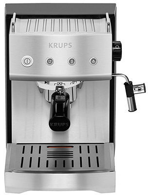 Krups XP5280 Espresso Maker, Precise Tamp Programmable