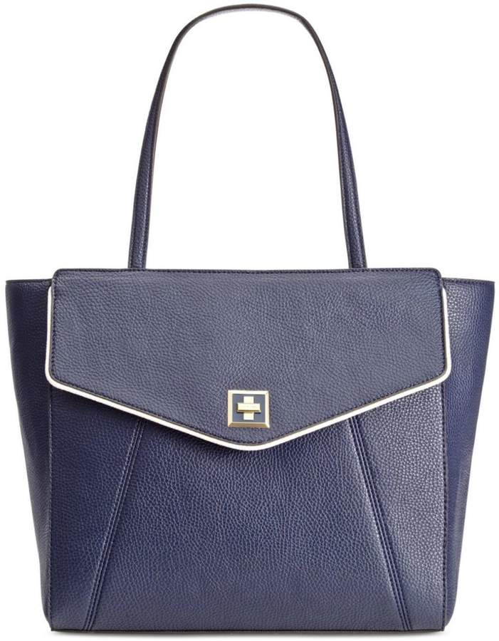 Anne Klein Anne Klein Navy Timeless Choice Bag