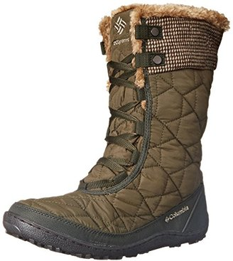 Columbia Women's Minx Mid II OH Tweed Cold Weather Boot $72.99 thestylecure.com