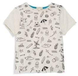 Appaman Baby's. Little Boy's & Boy's Seaside Graphic Print Tee