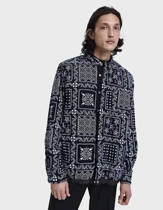 Sacai Reyn Spooner Button Down Shirt
