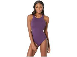 f27da7cb4df5e High Neck Swimsuit - ShopStyle