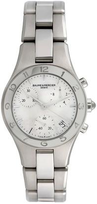 Baume & Mercier Heritage  2000S Women's Linea Casual Style Watch