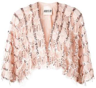Aniye By embellished bolero jacket