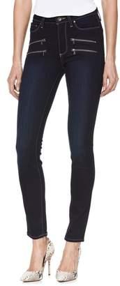 Paige Transcend - Edgemont High Waist Ultra Skinny Jeans