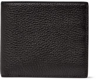 Smythson Burlington Full-Grain Leather Billfold Wallet