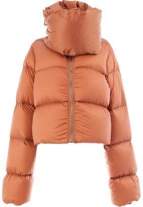 Rick Owens padded coat