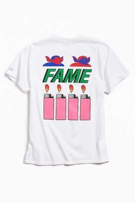 Hall of Fame Flame On Pocket Tee