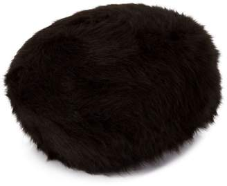 Horisaki Design & Handel rabbit fur beret