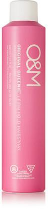 Original & Mineral - Original QueenieTM Firm Hold Hairspray, 328ml - Colorless $26 thestylecure.com