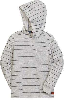 7 For All Mankind Popover Hoodie (Big Boys)