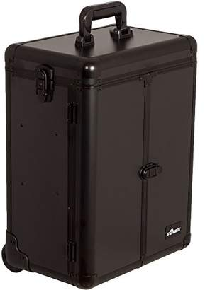 SUNRISE Professional Makeup Case on Wheels E6306 Aluminum