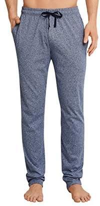 Schiesser Men's Mix & Relax Hose Lang Pyjama Bottoms,(Size: 052)