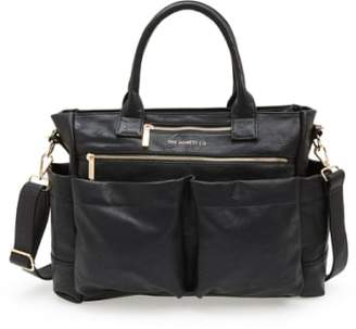 The Honest Company 'Everything' Faux Leather Diaper Bag