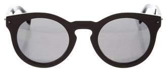 Fendi Round Mirrored Sunglasses w/ Tags