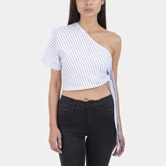 Sir The Label SIR the Label Brooke Linen Wrap Top