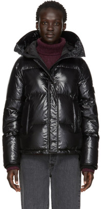 Kenzo Black Limited Edition Holiday Down Puffer Jacket