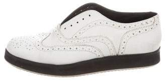 Rag & Bone Leather Brogue Oxfords