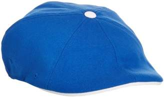 Kangol Men's Nations Flexfit 504 Flat Cap,Small/Medium