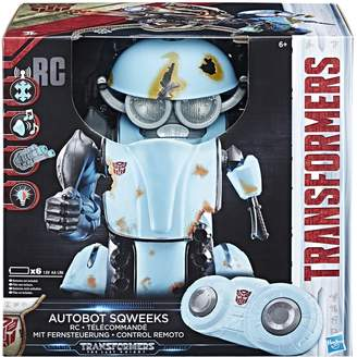 Transformers Autobot Sqweeks RC Figure