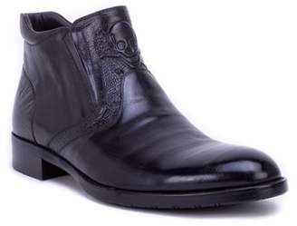 Robert Graham Gordon Skull Embossed Boot