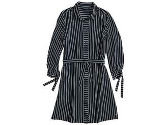 Tommy Hilfiger Adaptive Shirt Dress with Magnetic Buttons