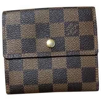 Louis Vuitton Leather card wallet