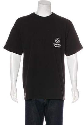 Chrome Hearts Los Angeles Graphic T-Shirt