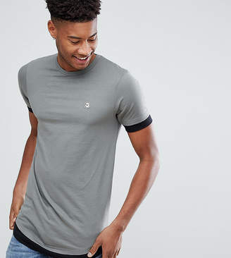 Le Breve Tall Double Layer T-Shirt