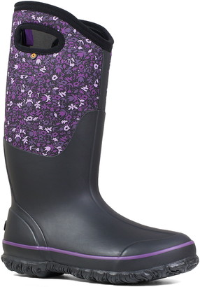 Bogs Classic Tall Freckle Insulated Waterproof Rain Boot