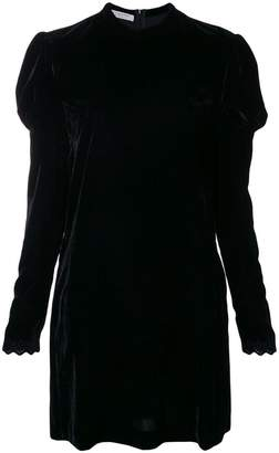 Philosophy di Lorenzo Serafini long-sleeve fitted dress