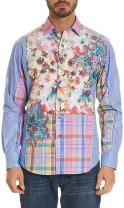 Robert Graham Be Frank Limited Edition Classic Fit Sport Shirt
