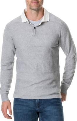 Rodd & Gunn Lockington Collared Pullover