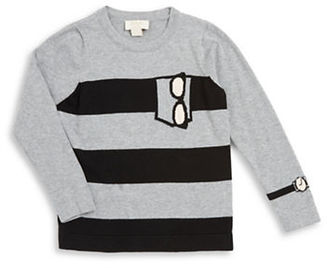 Kate Spade New York Girls 7-16 Striped Knit Top $68 thestylecure.com