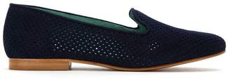 Blue Bird Shoes Saudade スエード ローファー