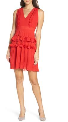 Foxiedox Love Ruffle Dress