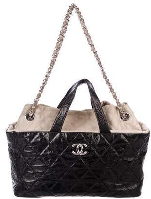 09621ac5876b Chanel Black Tote Bags - ShopStyle