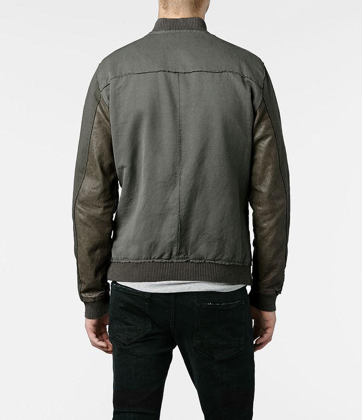AllSaints Byron Bomber Jacket