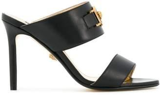 0c72ef468c95 Versace slip-on Medusa sandals
