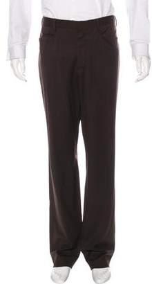 Prada Woven Dress Pants