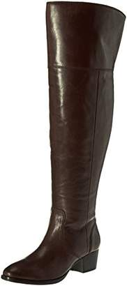 Frye Women's Clara OTK Leather Slouch Boot