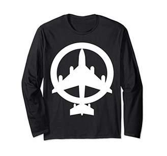 Peace through Superior Airpower: Buff Long Sleeve T-Shirt