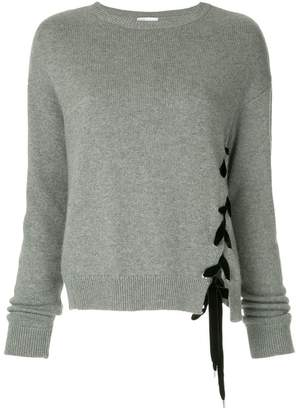 RED Valentino loose fitted sweater