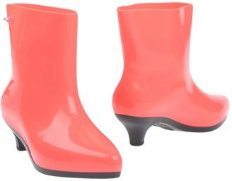 Jeremy Scott MELISSA + Ankle boots