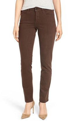 Women's Nydj Sheri Stretch Skinny Jeans $114 thestylecure.com