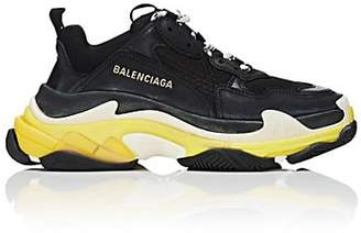 Balenciaga Women s Triple S Sneakers - Black 5263631708