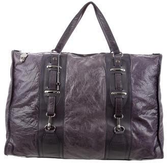 Balenciaga Balenciaga Leather Hook MM Bag
