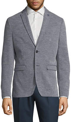 Selected Classic Long-Sleeve Sports Jacket