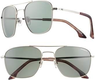 O'Neill Unisex Square Aviator Sunglasses